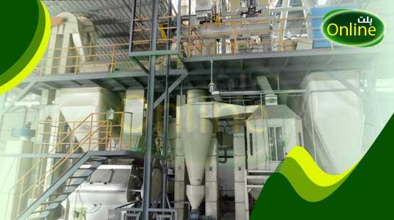 فروش کارخانه تولید خوراک دام